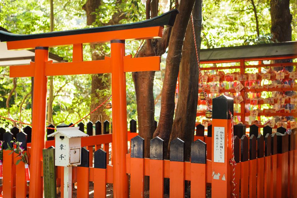 下鴨神社-縁結び