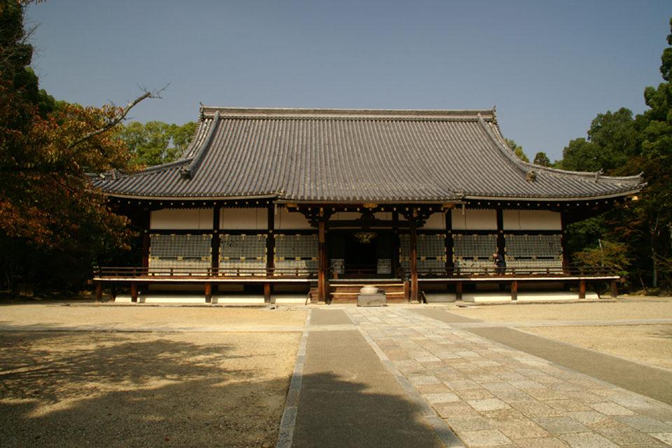 仁和寺-金堂