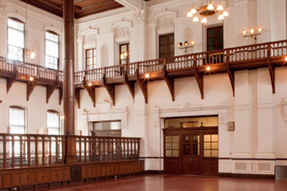 別館ホール