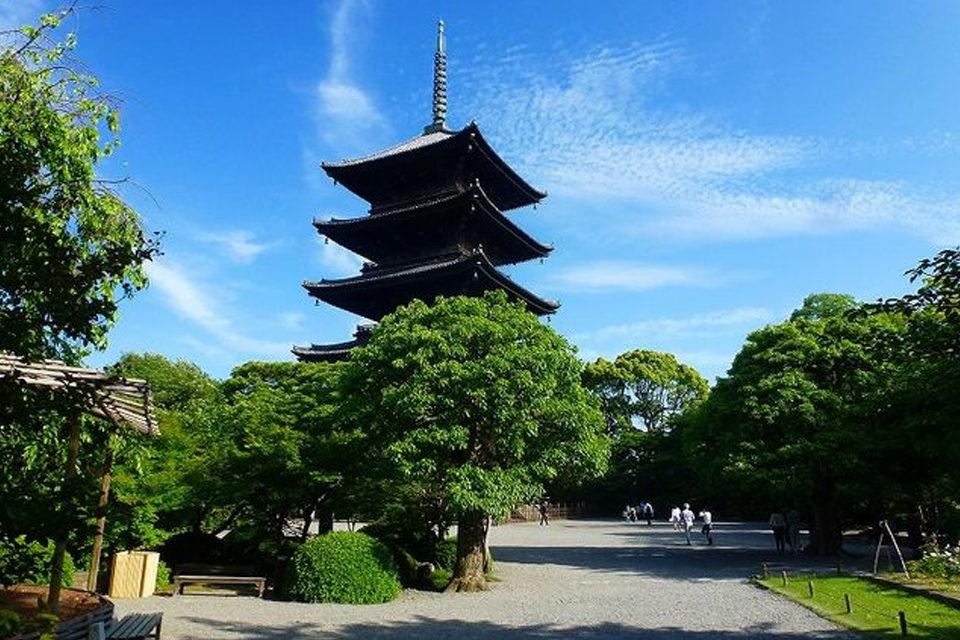 東寺-五重塔