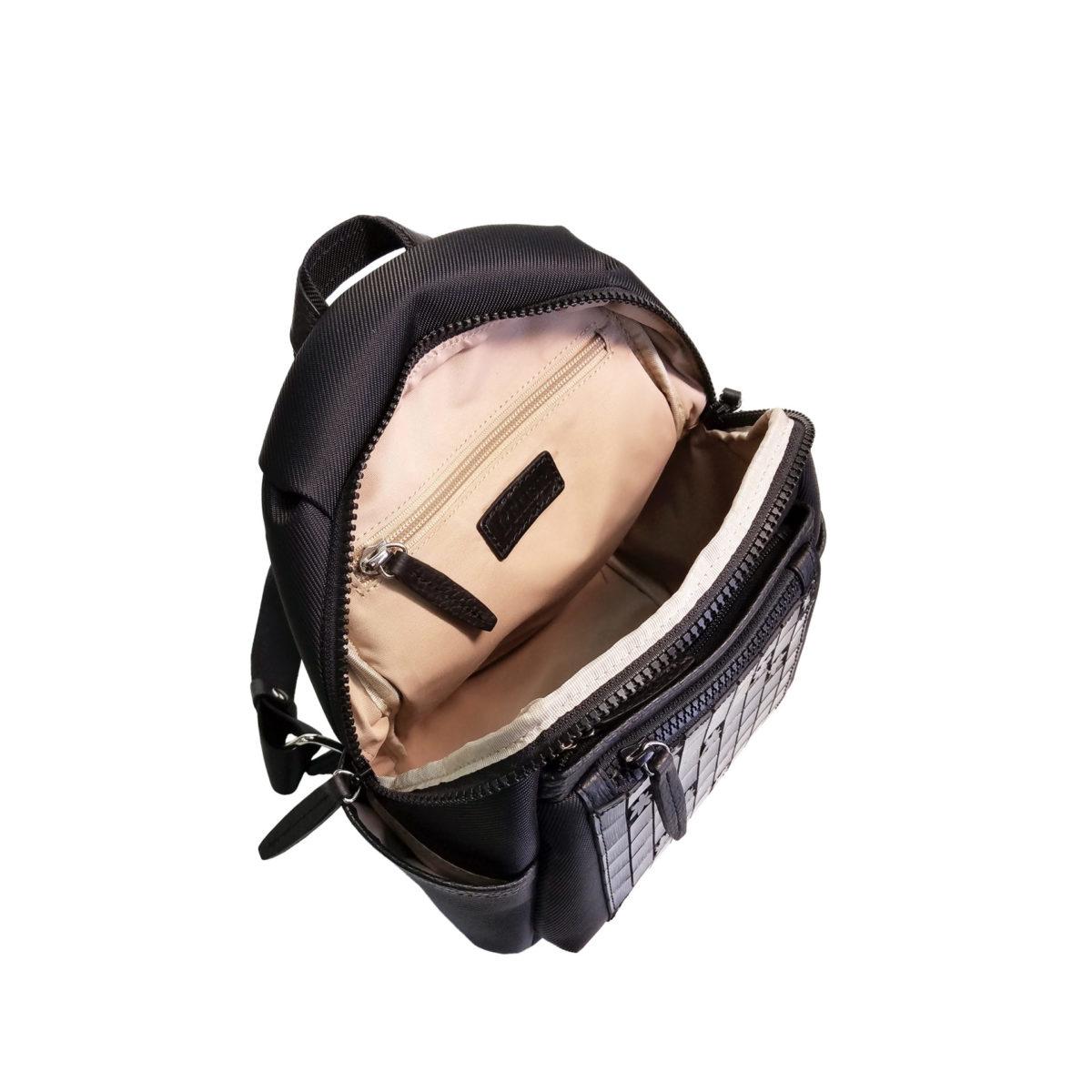 京都限定のELISIR caede KYOTO | エリシアカエデ京都のバッグシリーズ TWILL NYLON MISTO CERBERUS 3