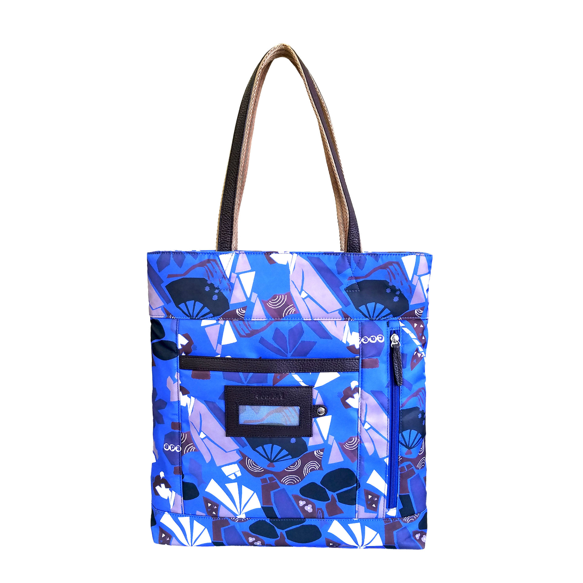 maiko puzzule etna tote blue