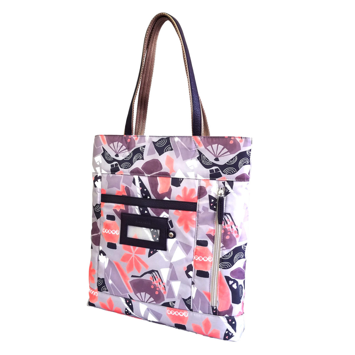 Maiko Puzzle Etna tote grey