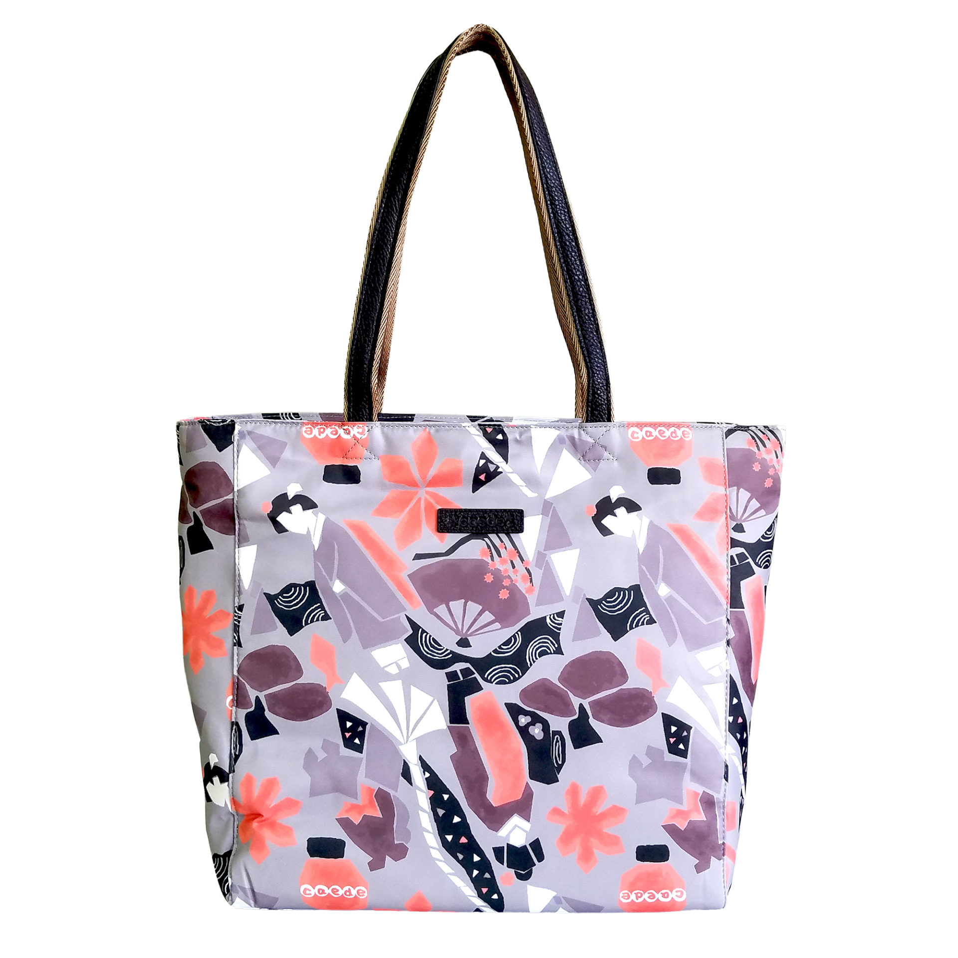 Maiko Puzzle Linate Tote grey