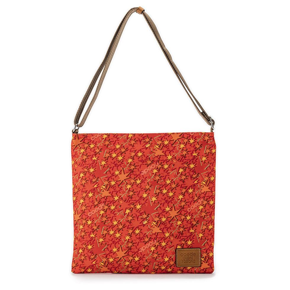 京都限定のELISIR caede KYOTO | エリシアカエデ京都のバッグシリーズ Stella Sacoche COLOR:RED
