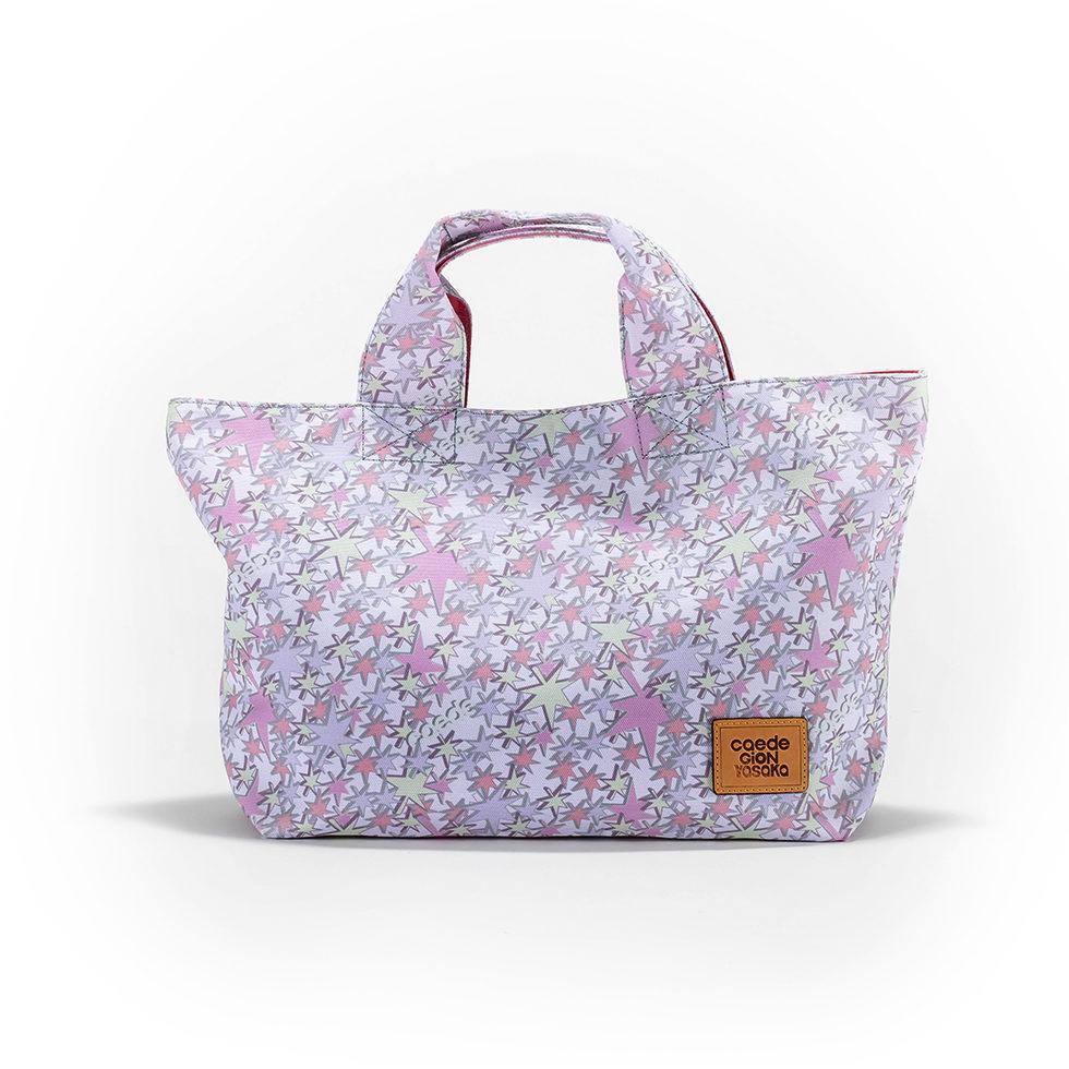 京都限定のELISIR caede KYOTO | エリシアカエデ京都のバッグシリーズ Stella Tote Mini COLOR:PINK