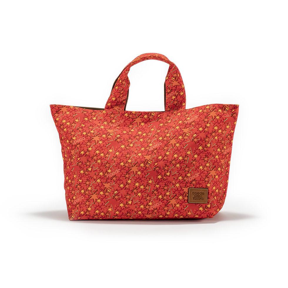 京都限定のELISIR caede KYOTO | エリシアカエデ京都のバッグシリーズ Stella Tote COLOR:RED