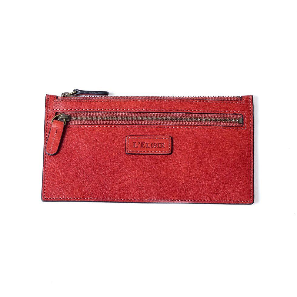 京都限定のELISIR caede KYOTO | エリシアカエデ京都のバッグシリーズ Zip Case