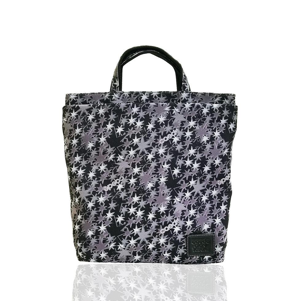 京都限定のELISIR caede KYOTO | エリシアカエデ京都のバッグシリーズ Stella Due COLOR:BLACK