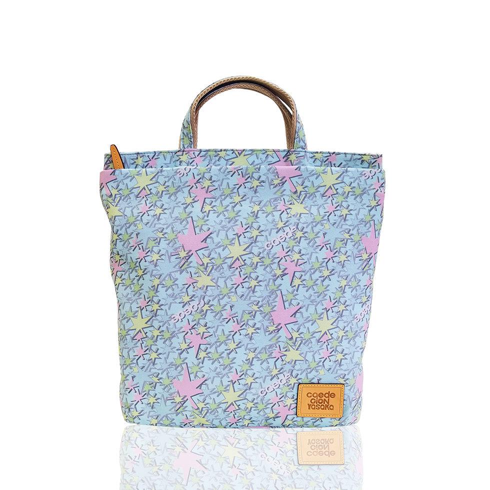 京都限定のELISIR caede KYOTO | エリシアカエデ京都のバッグシリーズ Stella Due COLOR:BLUE