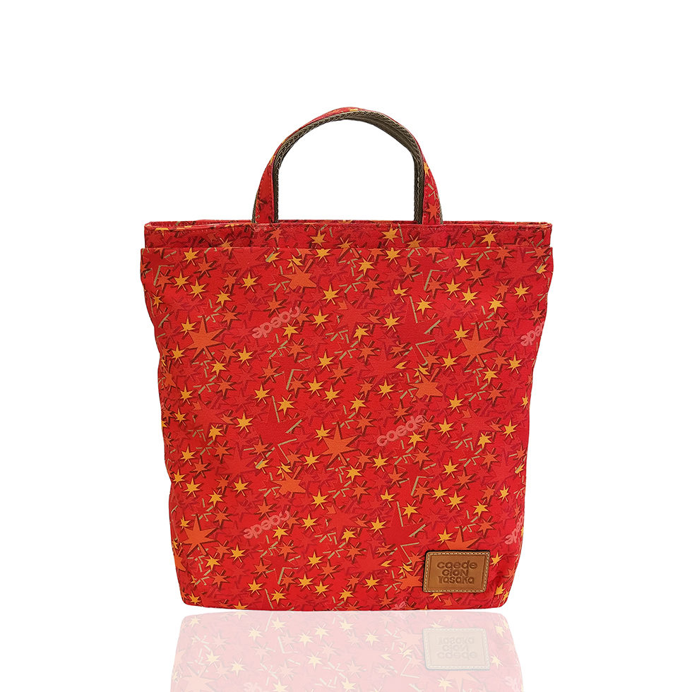 京都限定のELISIR caede KYOTO | エリシアカエデ京都のバッグシリーズ Stella Due COLOR:RED