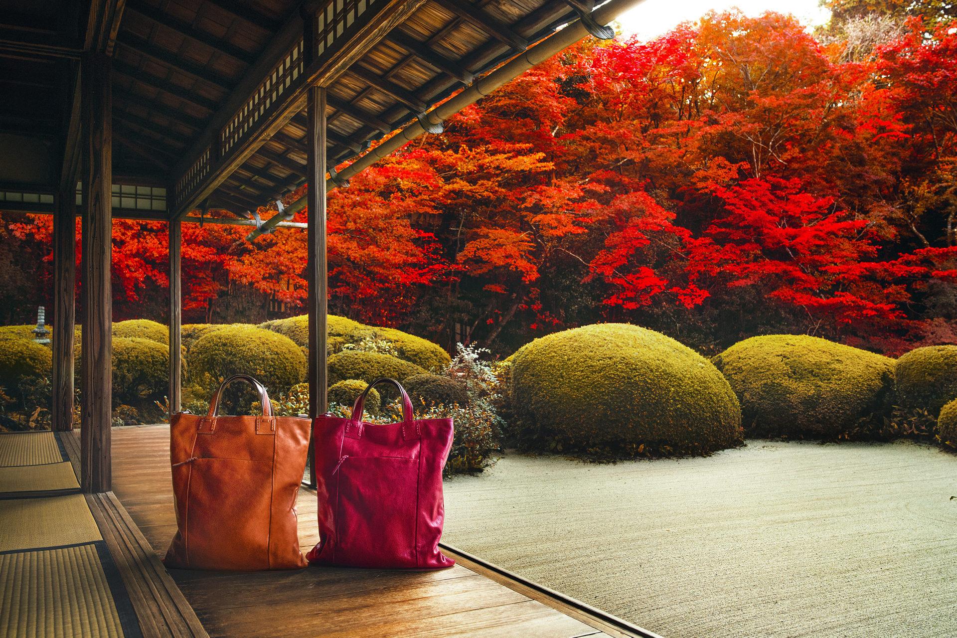 京都 詩仙堂 紅葉