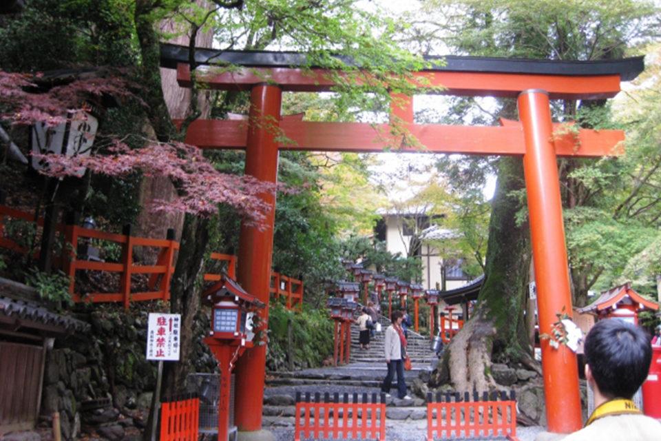 京都の紅葉とパワースポット巡り!美しい紅葉を満喫して運気もアップしちゃいましょう!