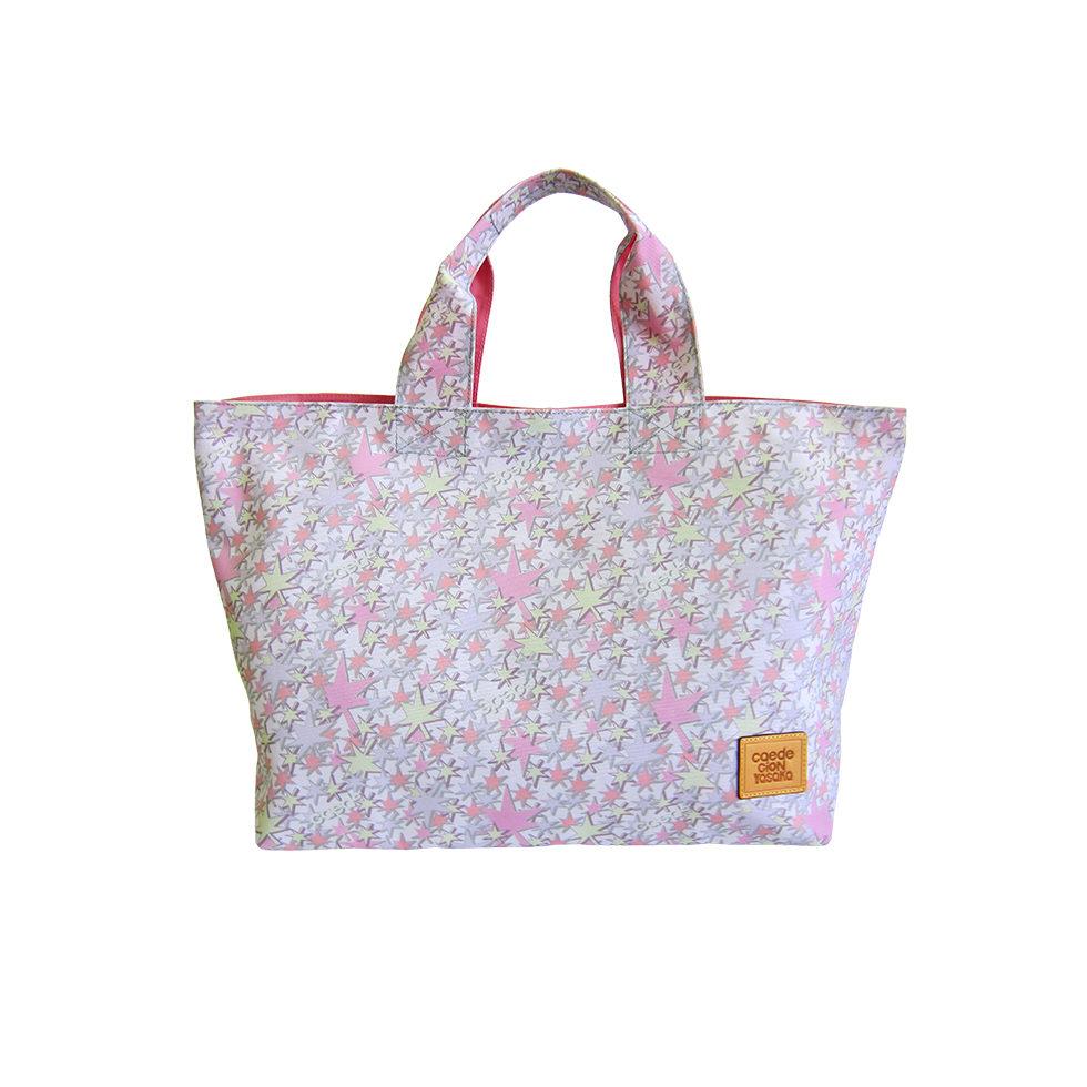 京都限定のELISIR caede KYOTO | エリシアカエデ京都のバッグシリーズ Stella Tote COLOR:PINK