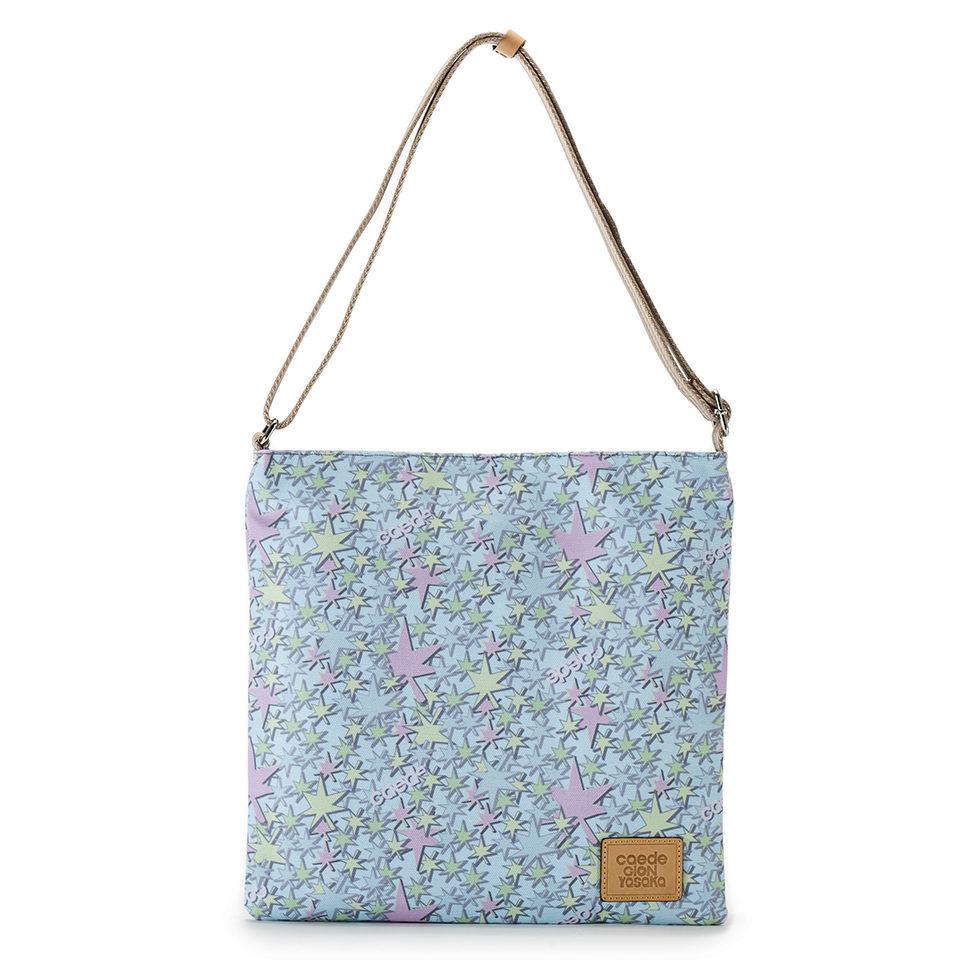 京都限定のELISIR caede KYOTO | エリシアカエデ京都のバッグシリーズ Stella Sacoche COLOR:BLUE