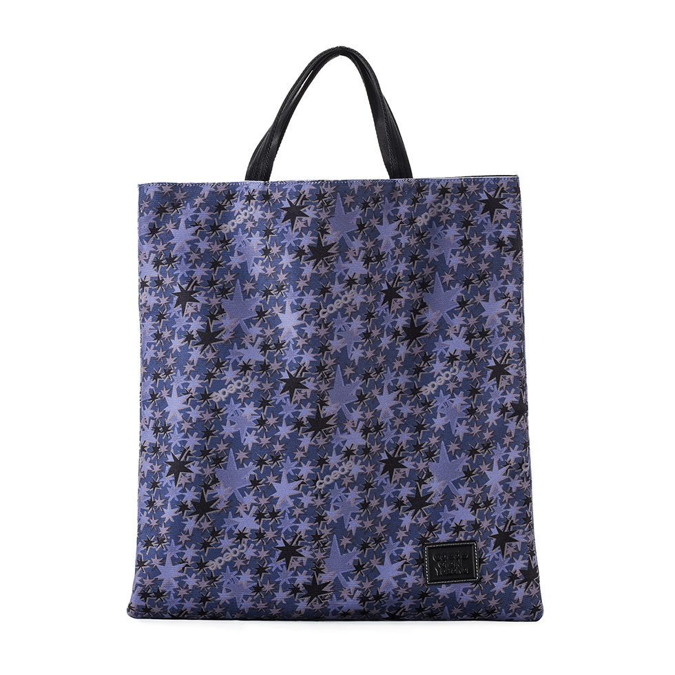 Cerberus 3face Tote COLOR:NAVY