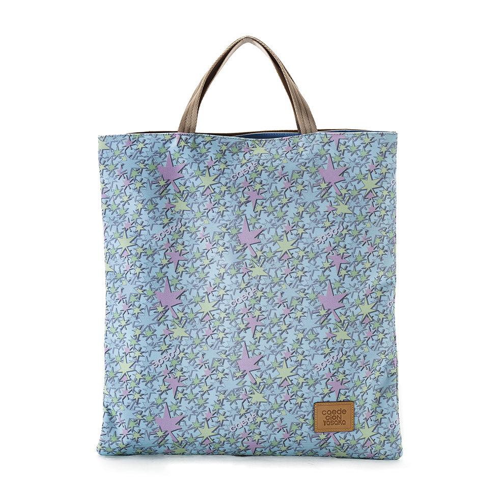 京都限定のELISIR caede KYOTO | エリシアカエデ京都のバッグシリーズ Cerberus 3face Tote COLOR:BLUE