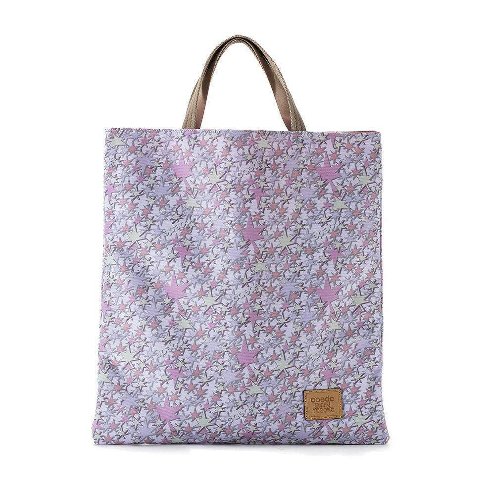 京都限定のELISIR caede KYOTO | エリシアカエデ京都のバッグシリーズ Cerberus 3face Tote COLOR:PINK