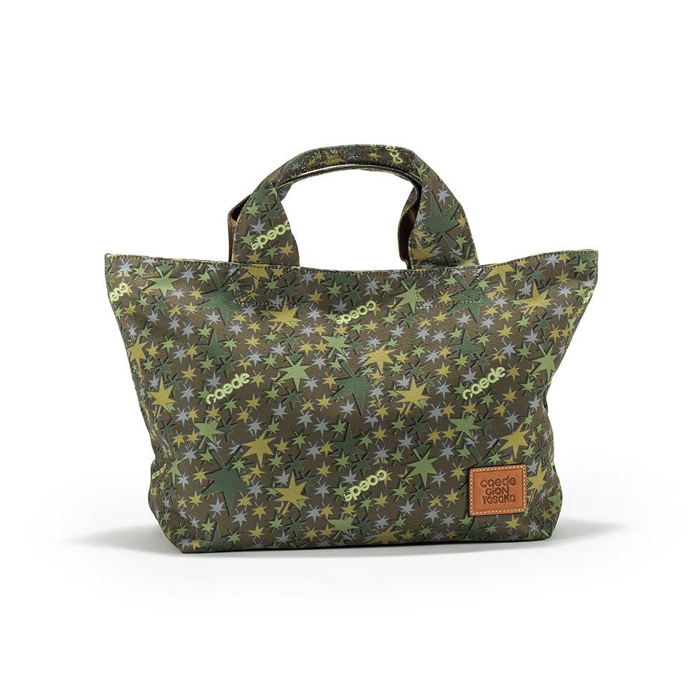 京都限定のELISIR caede KYOTO | エリシアカエデ京都のバッグシリーズ Stella Tote Mini COLOR:GREEN