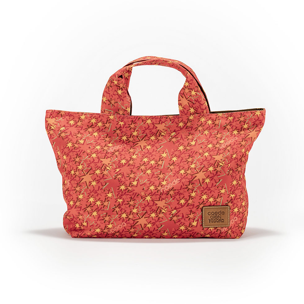 京都限定のELISIR caede KYOTO | エリシアカエデ京都のバッグシリーズ Stella Tote Mini COLOR:RED