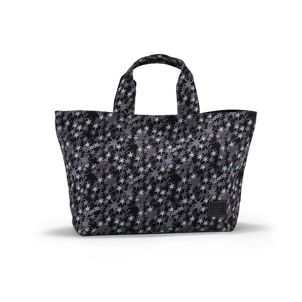 京都限定のELISIR caede KYOTO | エリシアカエデ京都のバッグシリーズ Stella Tote COLOR:BLACK