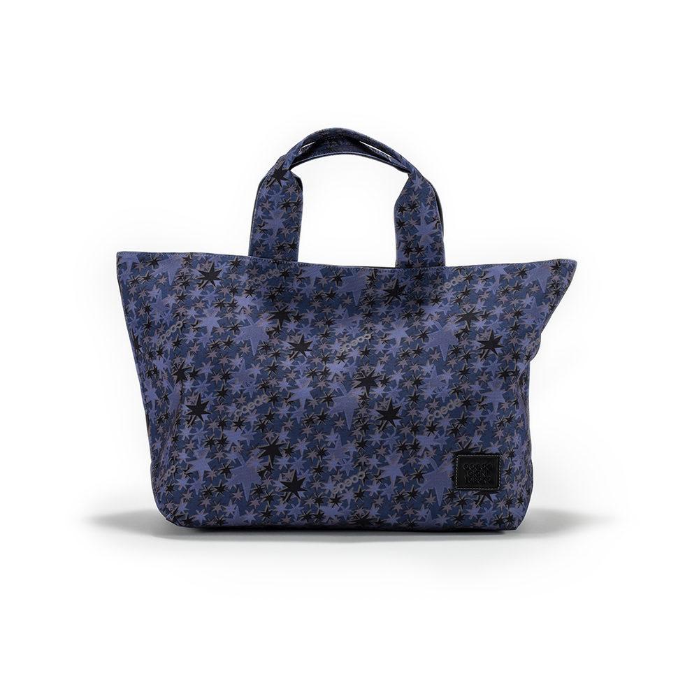 京都限定のELISIR caede KYOTO | エリシアカエデ京都のバッグシリーズ Stella Tote COLOR:NAVY