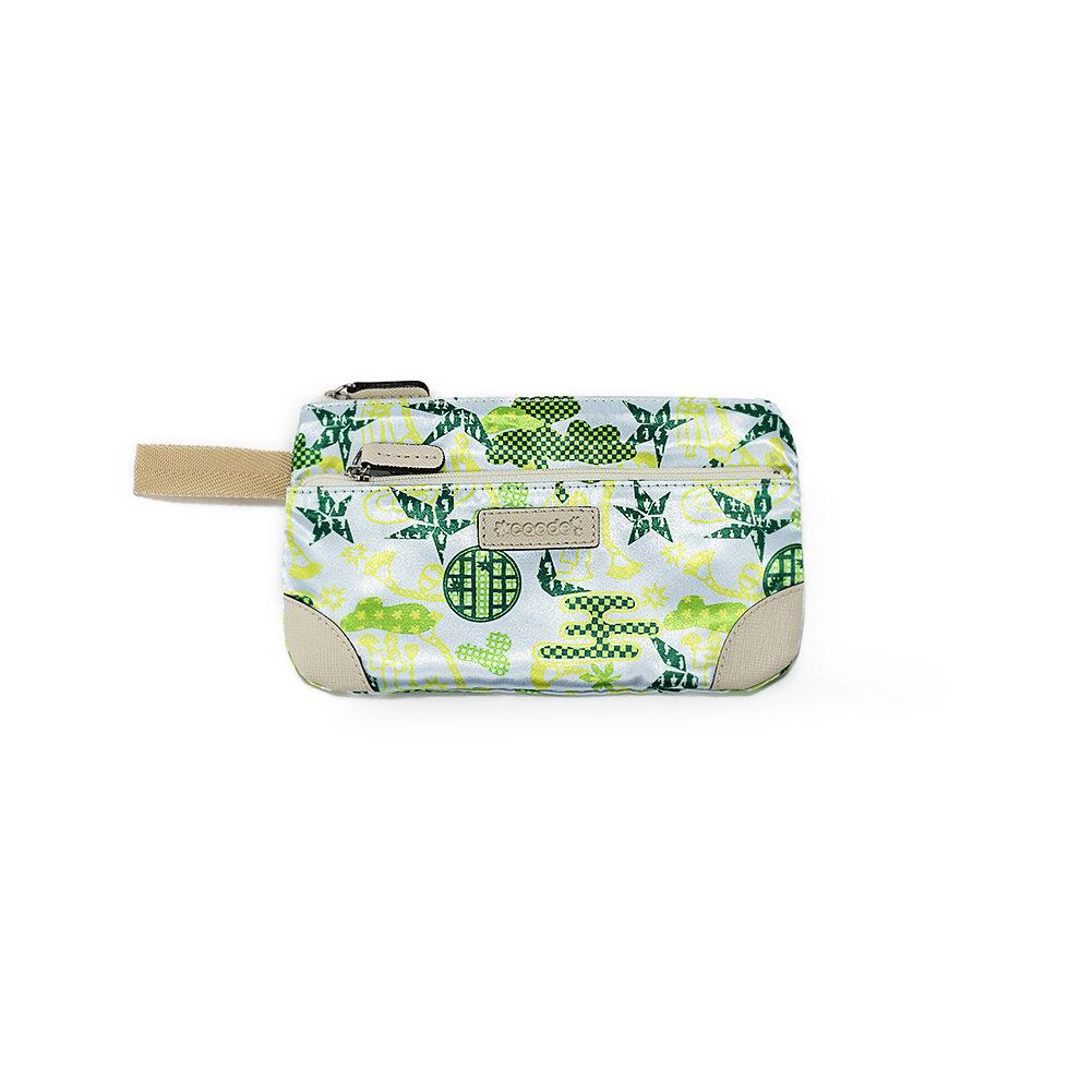 京都限定のELISIR caede KYOTO | エリシアカエデ京都のバッグシリーズ Multi Pouch M