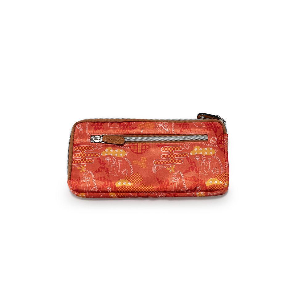 京都限定のELISIR caede KYOTO | エリシアカエデ京都のバッグシリーズ GERDEN SMALL GOODS