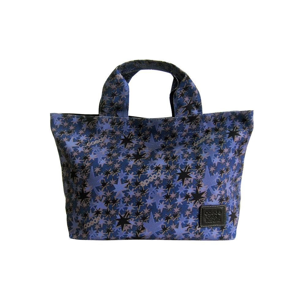 京都限定のELISIR caede KYOTO | エリシアカエデ京都のバッグシリーズ Stella Tote Mini COLOR:NAVY