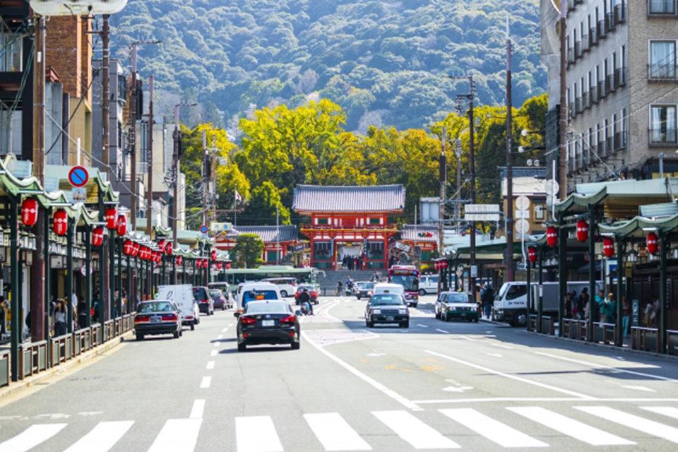 「京都の紅葉をレンタカーで楽しんでみませんか?」と言われると心も動きますが、実際の交通事情を鑑みるとどうでしょう?