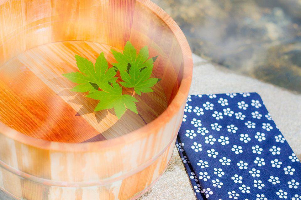 京都の温泉イメージ