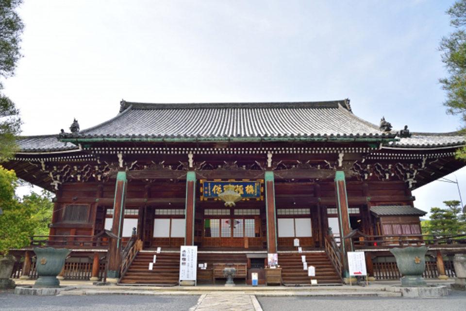 嵯峨野の穴場紅葉スポット!混雑を避けてゆっくりと紅葉を楽しむなら清凉寺がおすすめです!