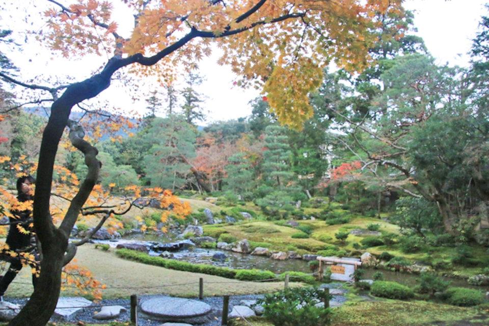 近代日本庭園と美しい紅葉を堪能!京都・無鄰庵の紅葉に関する情報をお届けします!