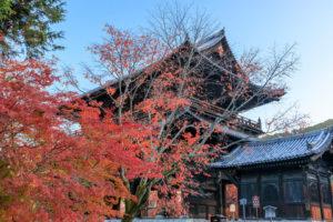 南禅寺の紅葉3
