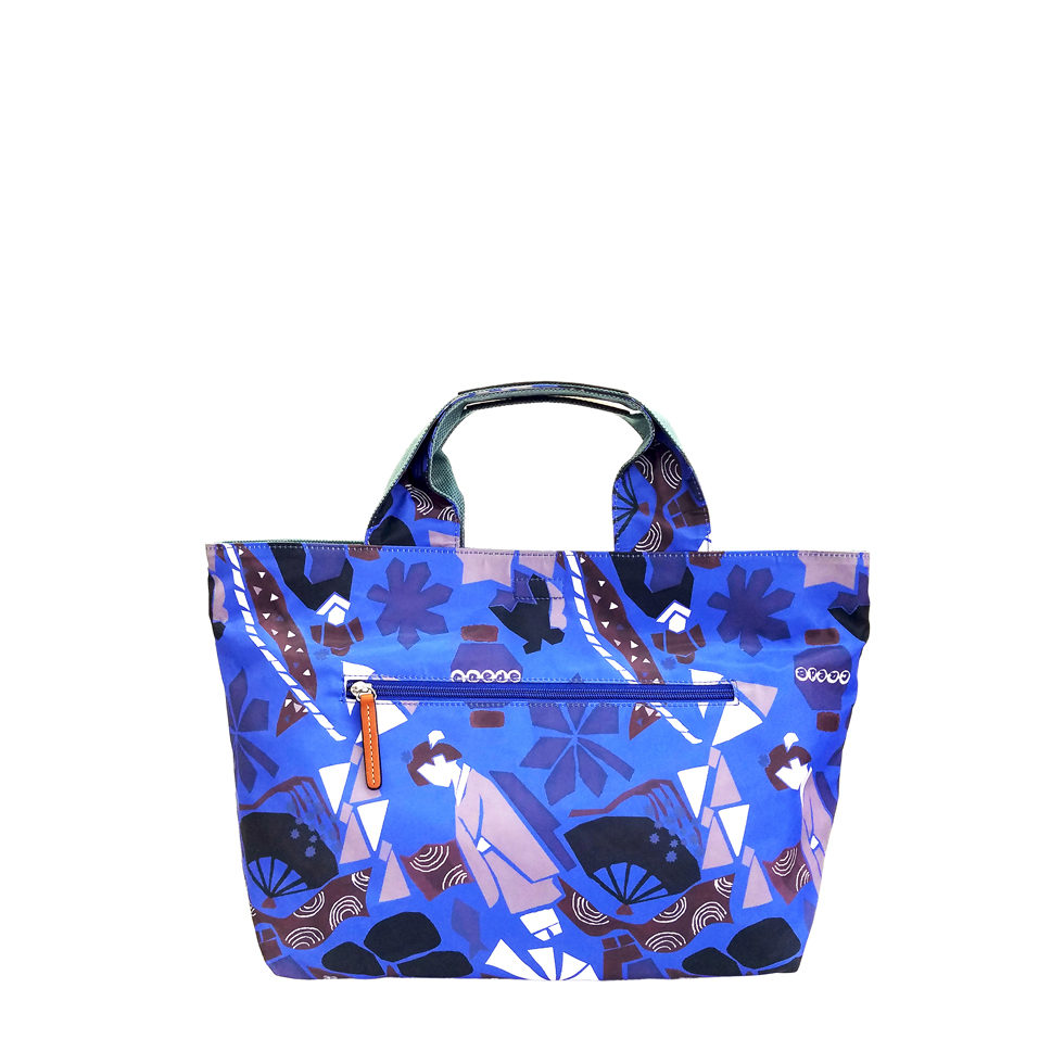 京都限定のELISIR caede KYOTO | エリシアカエデ京都のバッグシリーズ MAIKO PUZZLE
