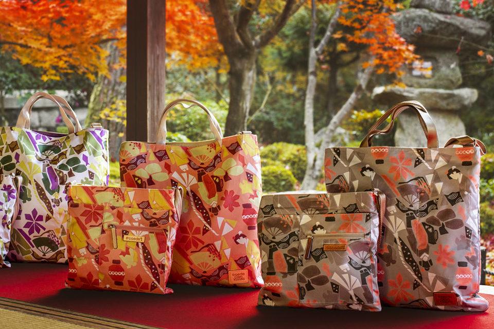 カエデ京都のバッグ