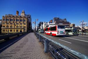 京都-京阪バス-観光