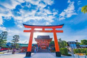 京都-伏見稲荷大社