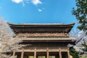 京都-南禅寺-桜-風景