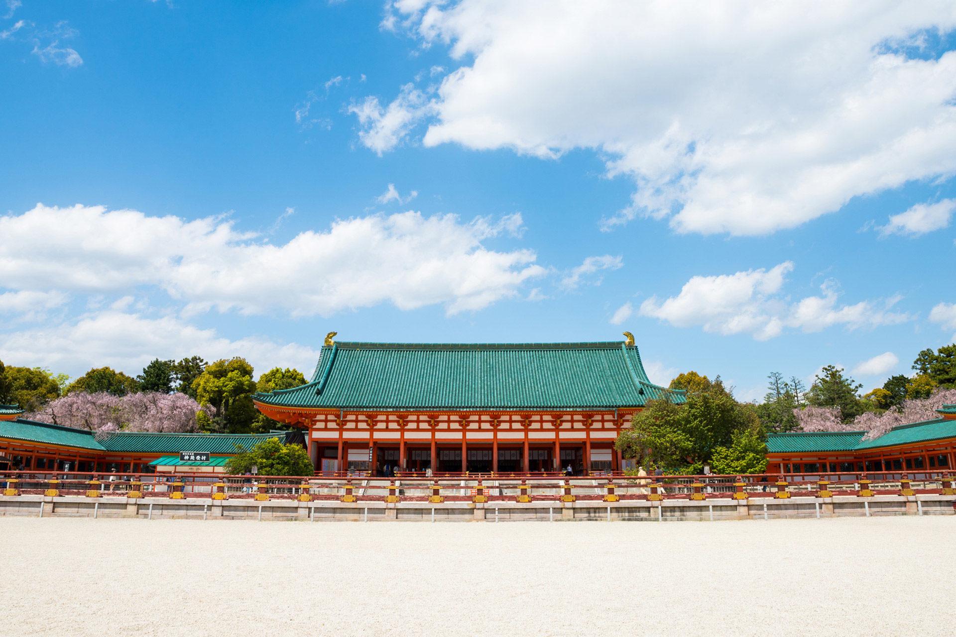 京都-平安神宮