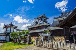 京都-福知山城