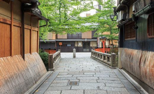 京都の祇園