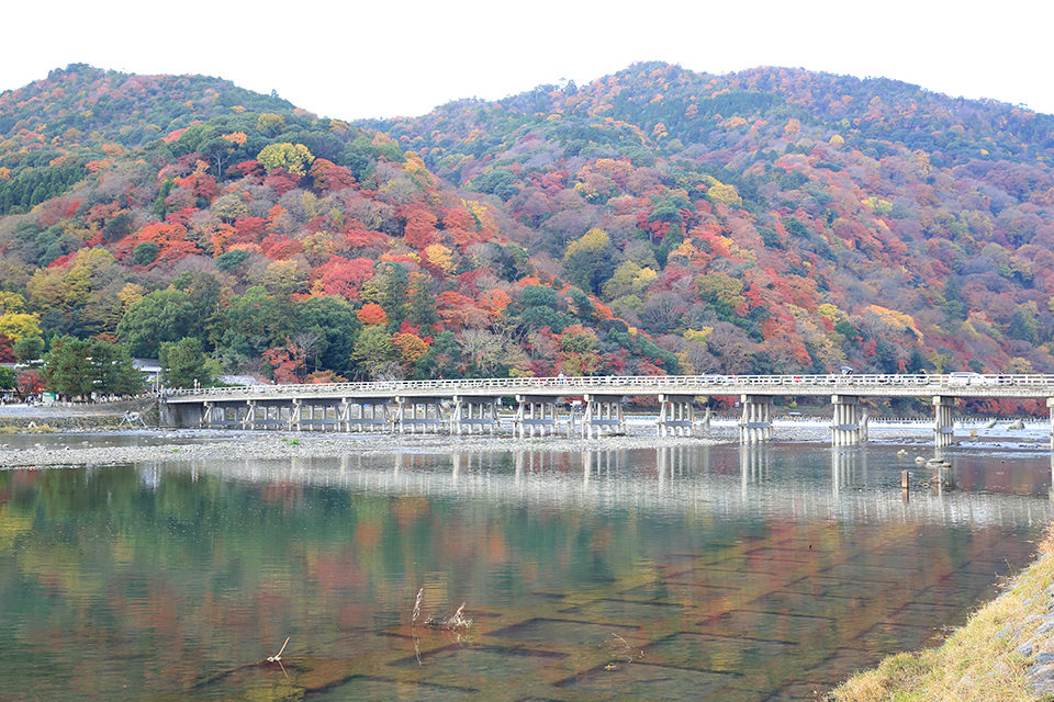 京都_嵐山_紅葉