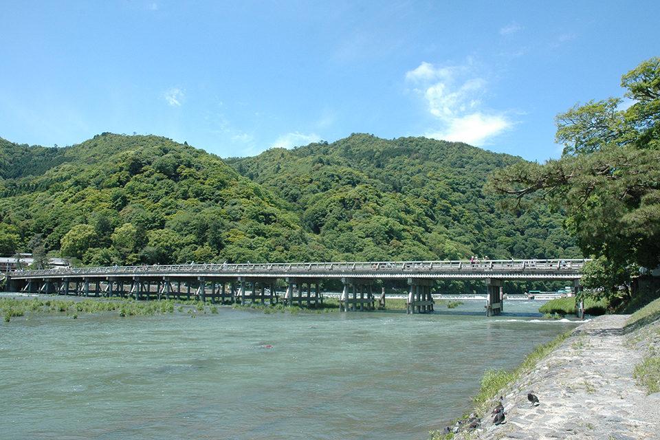 京都_渡月橋