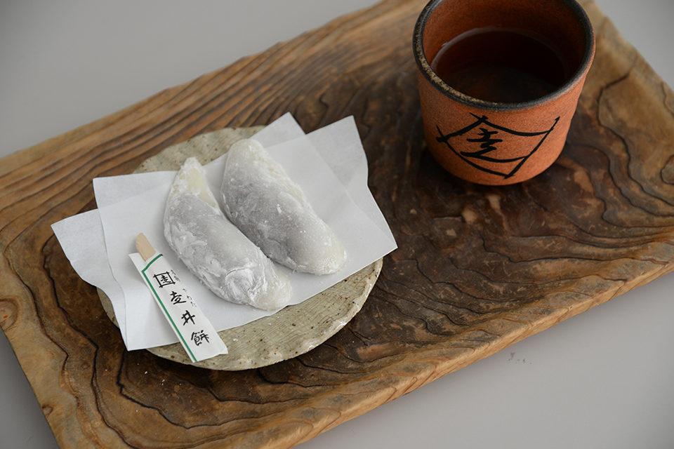 京都_走井餅