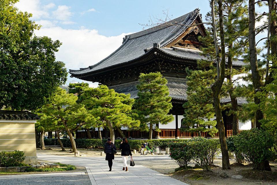京都の建仁寺