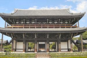 東福寺-三門