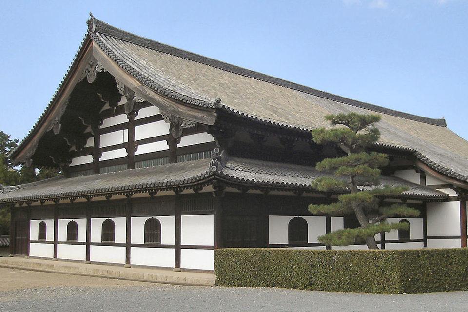 東福寺-禅堂