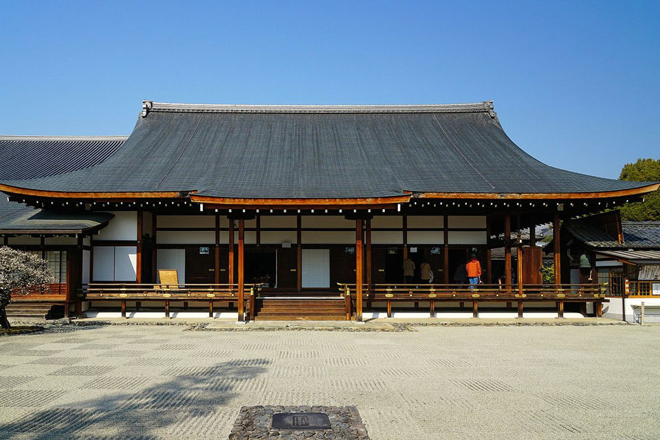 聖護院-宸殿