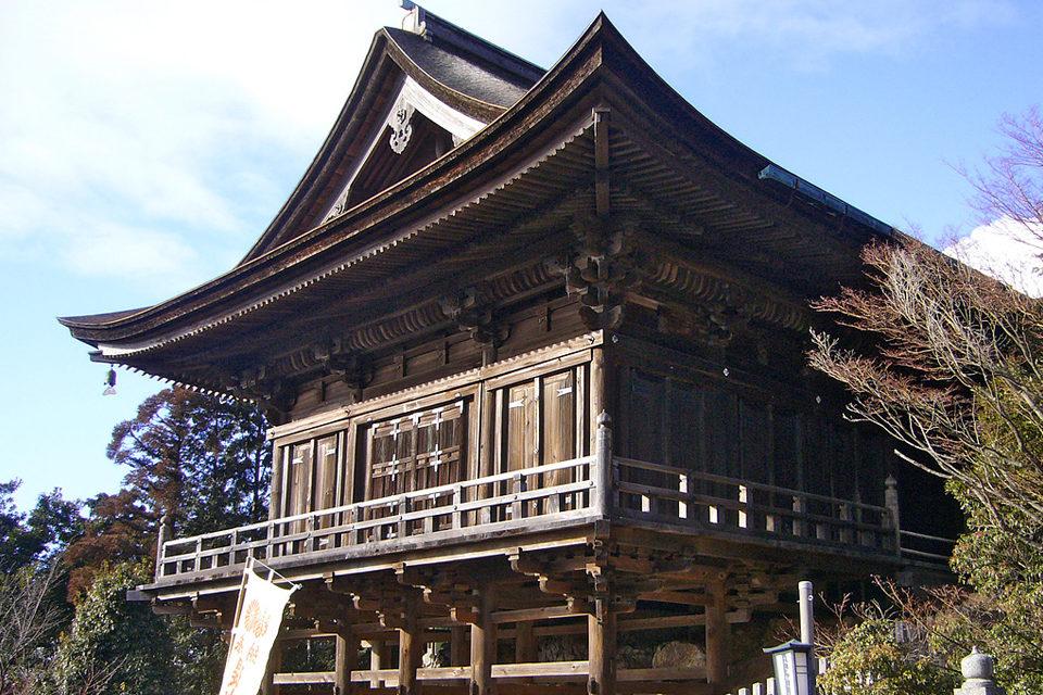 醍醐寺-如意輪堂